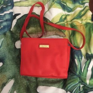 2/$20 Marc Fisher Small Red Crossbody Bag
